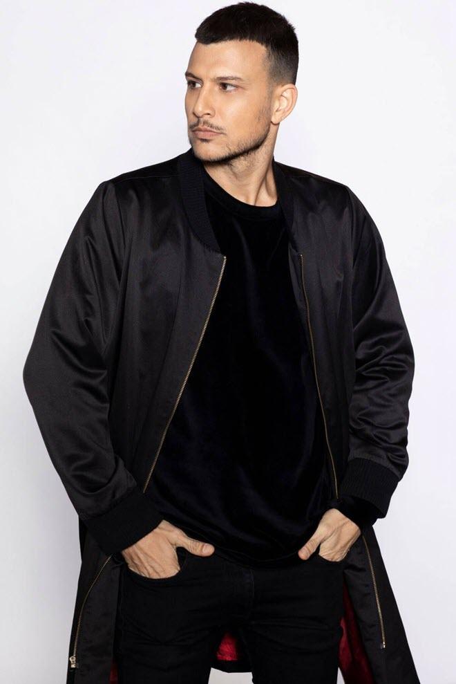 Асси Азар (гей) ведущий Евровидение 2019