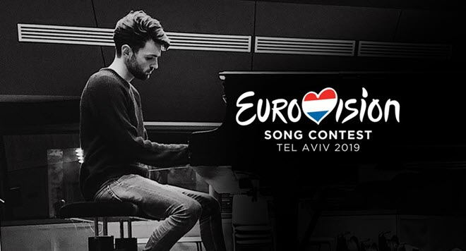 Дункан Лоуренс представит Нидерланды на Евровидении 2019