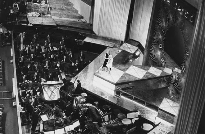 Оркестр на Евровидении 1968 года