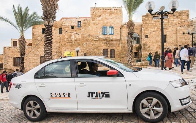 Прокат машины в Тель-Авиве обойдётся от 1000 рублей в сутки