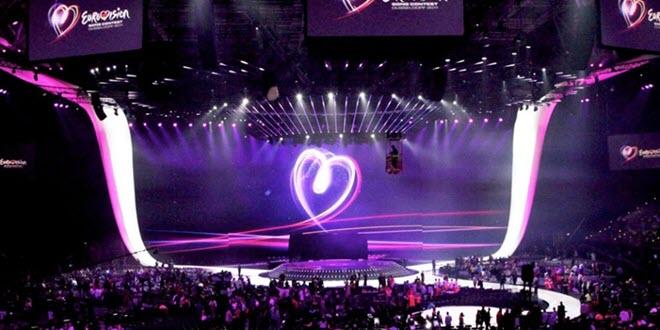 Сцена Eurovision 2011 Düsseldorf