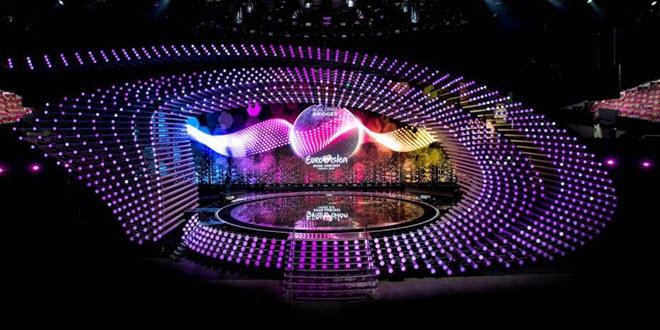 Сцена Eurovision 2015 Vienna