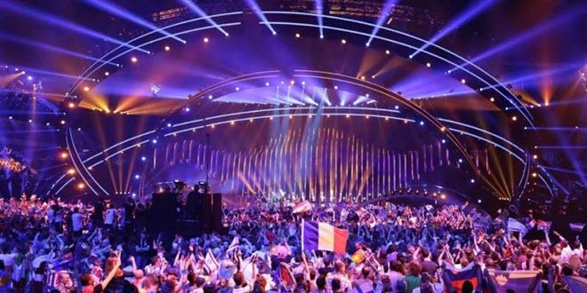 Сцена Eurovision 2018 Lisbon