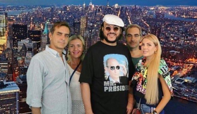 С кем работает Киркоров на Евровидении