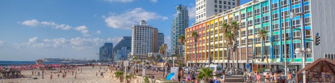 Туры в Тель-Авив на Евровидение 2019