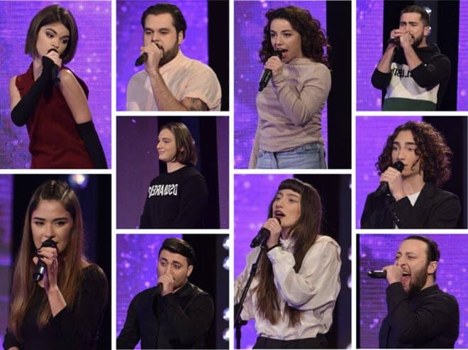 10 исполнителей от Грузии на Евровидение 2019