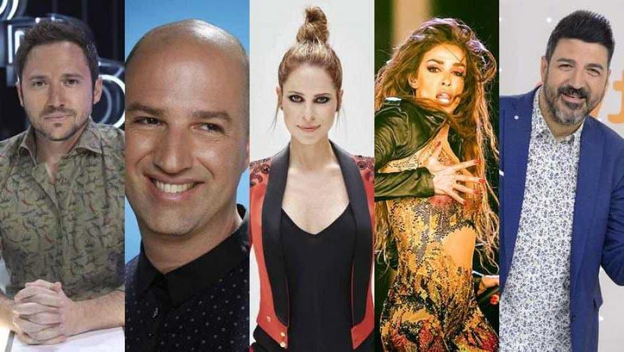 10 кандидатов от Испании в отборе на Евровидение 2019