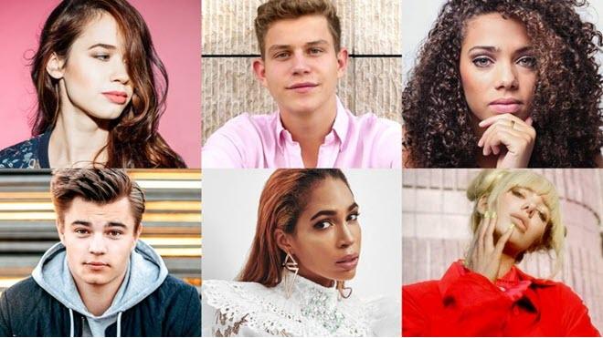 6 предыдущих претендентов от Германии на Евровидение 2019