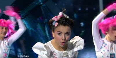 Mariam Kakhelishvili - Mari Dari - Georgia - 2010 Junior Eurovision Song Contest