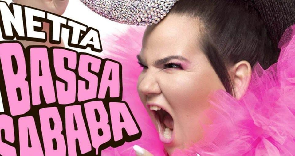 Победитель Евровидения 2018 Нетта выпускает продолжение «ИГРУШКИ» - «Басса Сабаба»