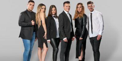 D-Moll поедет от Черногории на Евровидение 2019