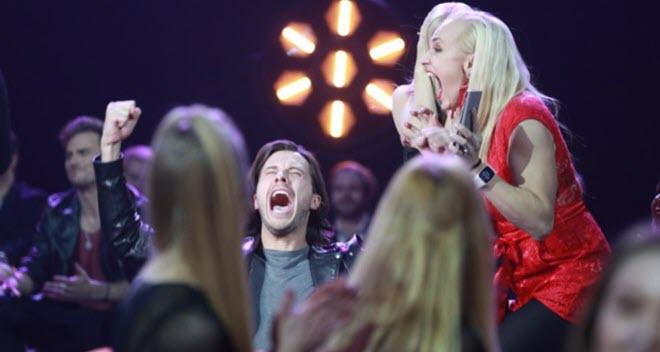 Victor Crone выиграл путевку на Евровидение 2019 от Эстонии