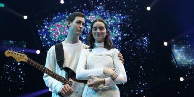 Zala Kralj & Gašper Šantl будут представлять Словению на Евровидении 2019