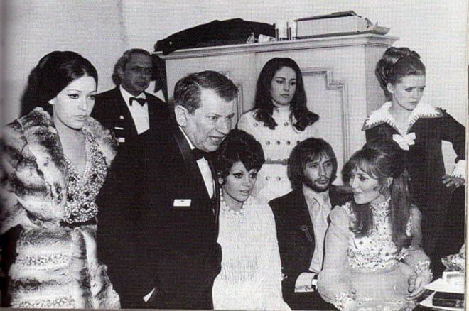 Артисты победители Евровидения в 1969 году