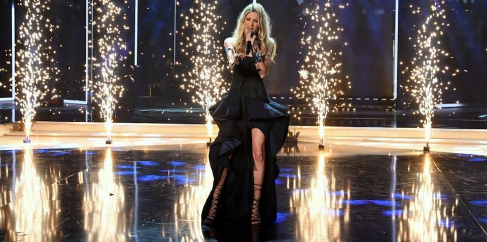 Невена Божович представит Сербию на Евровидении 2019 с песней Крун