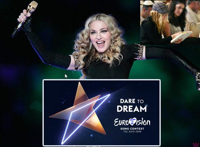 Примет ли Мадонна участие в Евровидении 2019