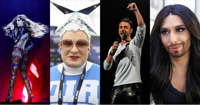 Артисты на разогреве Евровидения 2019