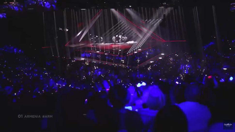 Видеозаписи всех участников второго полуфинала Евровидения 2019