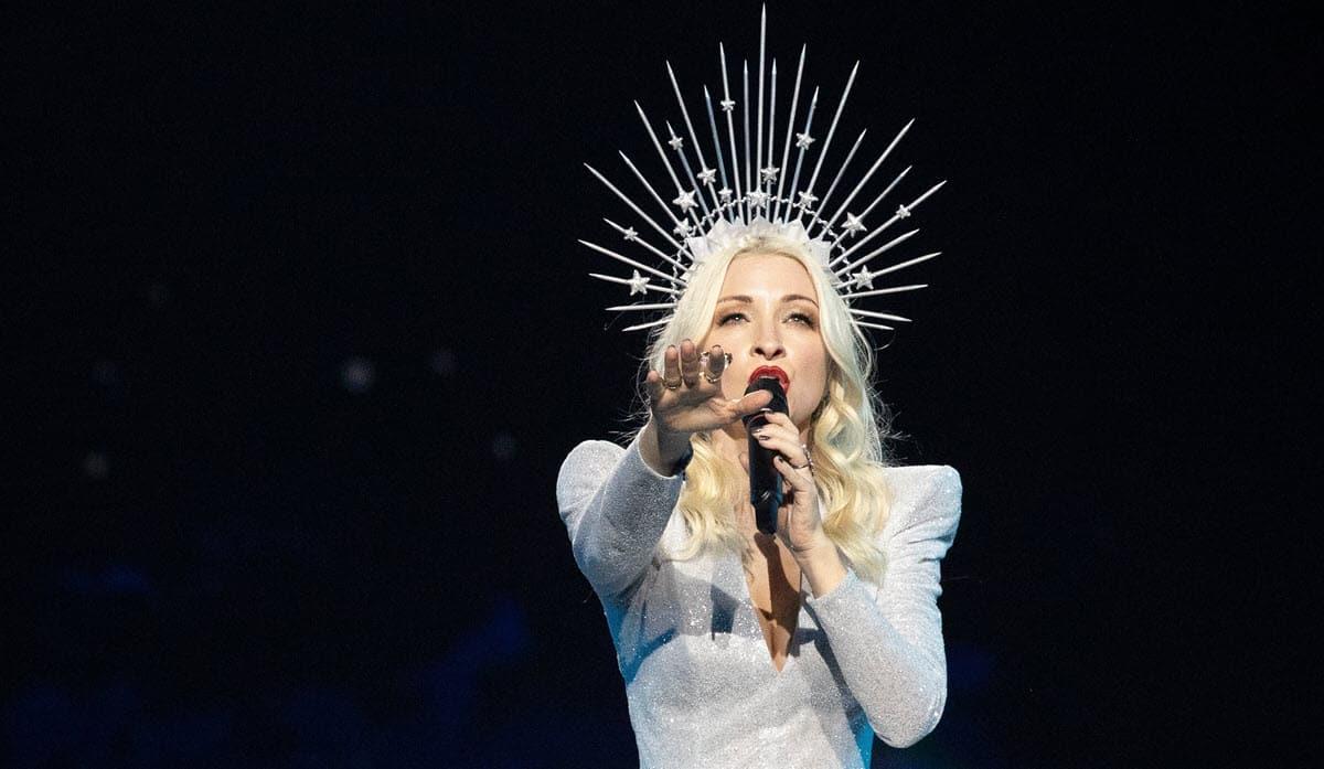 Евровидение 2020 пройдёт в Лондоне, если победит Кейт-Миллер Хайдке