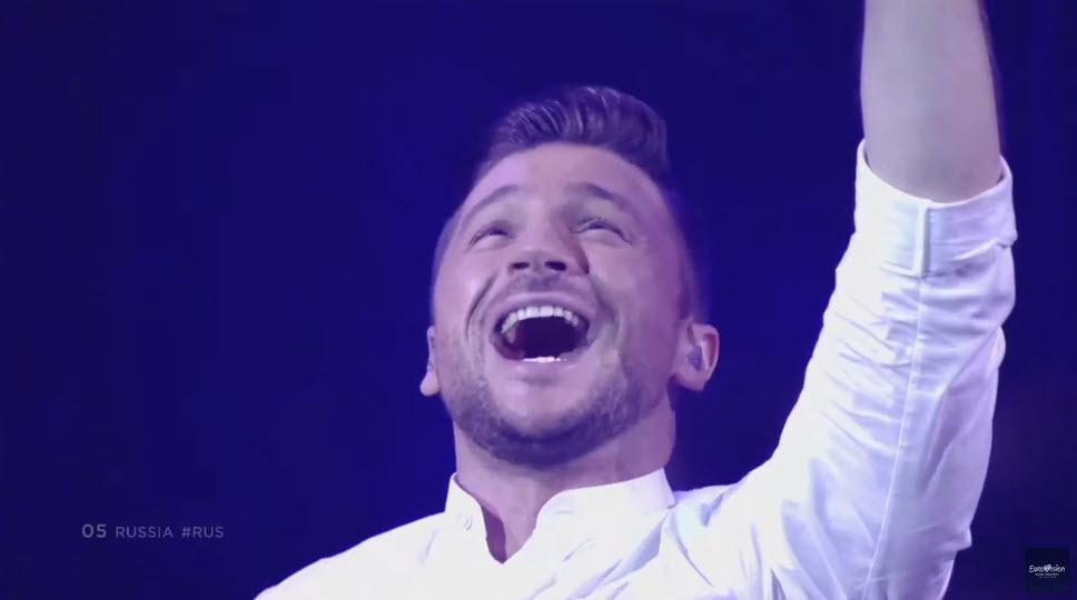 Как Сергей Лазарев выступил на Евровидении 2019