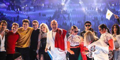 Кто победил в 1 полуфинале Евровидения 2019