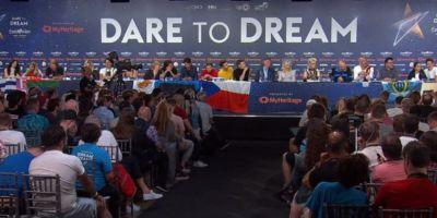 Результаты жеребьёвки финала для участников полуфинала Евровидения 2019