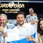 Сергей Лазарев выложил видео из гримерки после финала Евровидения 2019