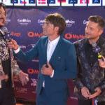 Сергей Лазарев прибыл на церемонию открытия Евровидения 2019