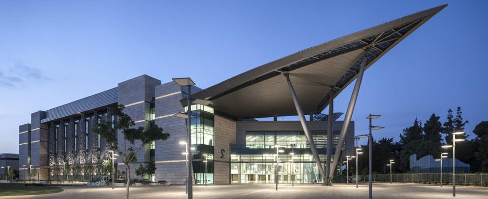 Экспо Тель-Авивский Павильон 2