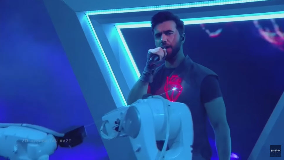 Azerbaijan - LIVE - Chingiz - Truth - Grand Final - Eurovision 2019