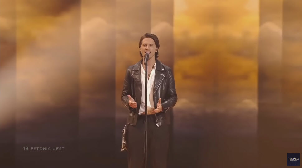 Estonia - LIVE - Victor Crone - Storm - Grand Final - Eurovision 2019