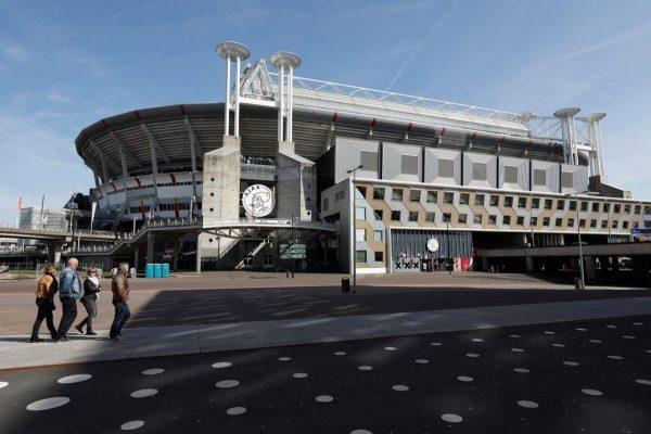Johann Cruijff Arena in Amsterdam