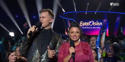 Австралия назовет имя артиста 8 февраля