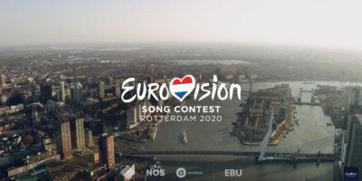 Евровидение 2020 пройдёт в Роттердаме