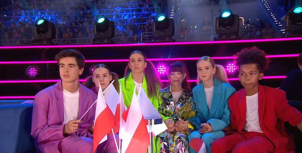Смотреть Детское Евровидение 2019