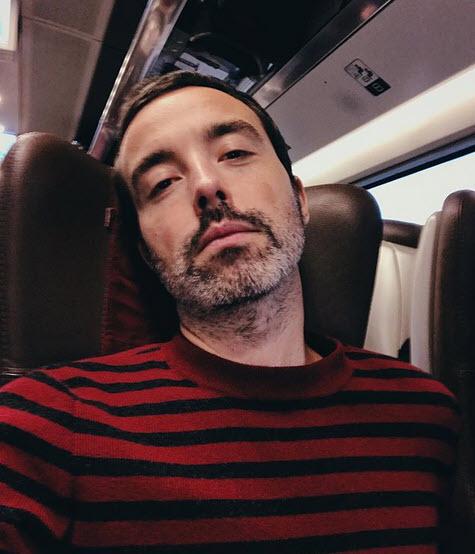Антонио Diodato фото из инстаграма
