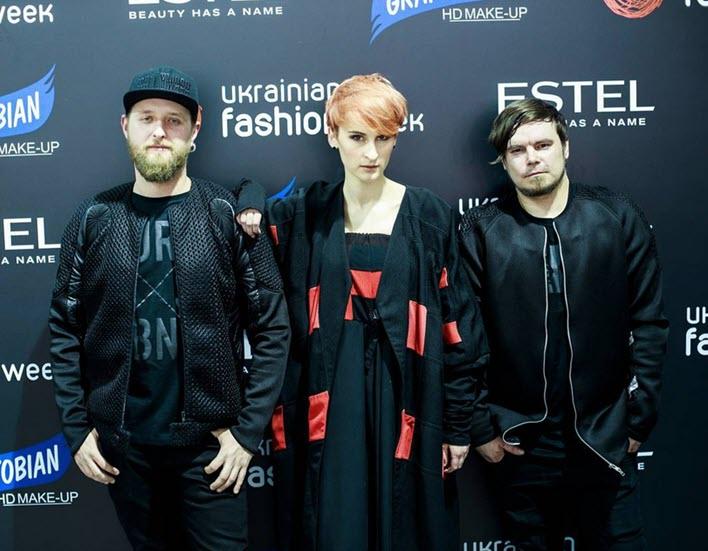 Группа Go_A из Украины в Инстаграме