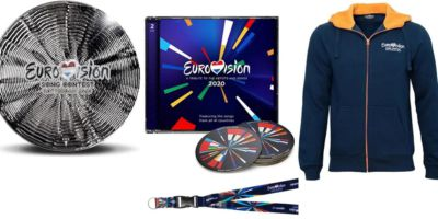 Выиграйте призы с символикой Евровидения 2020