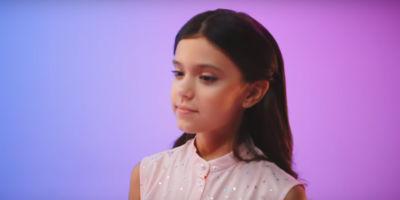 Софья Фескова будет представлять Россию на детском Евровидении с песней Мой новый день