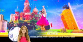Валентина Тронель из Франции стала победительницей Детского Евровидения 2020