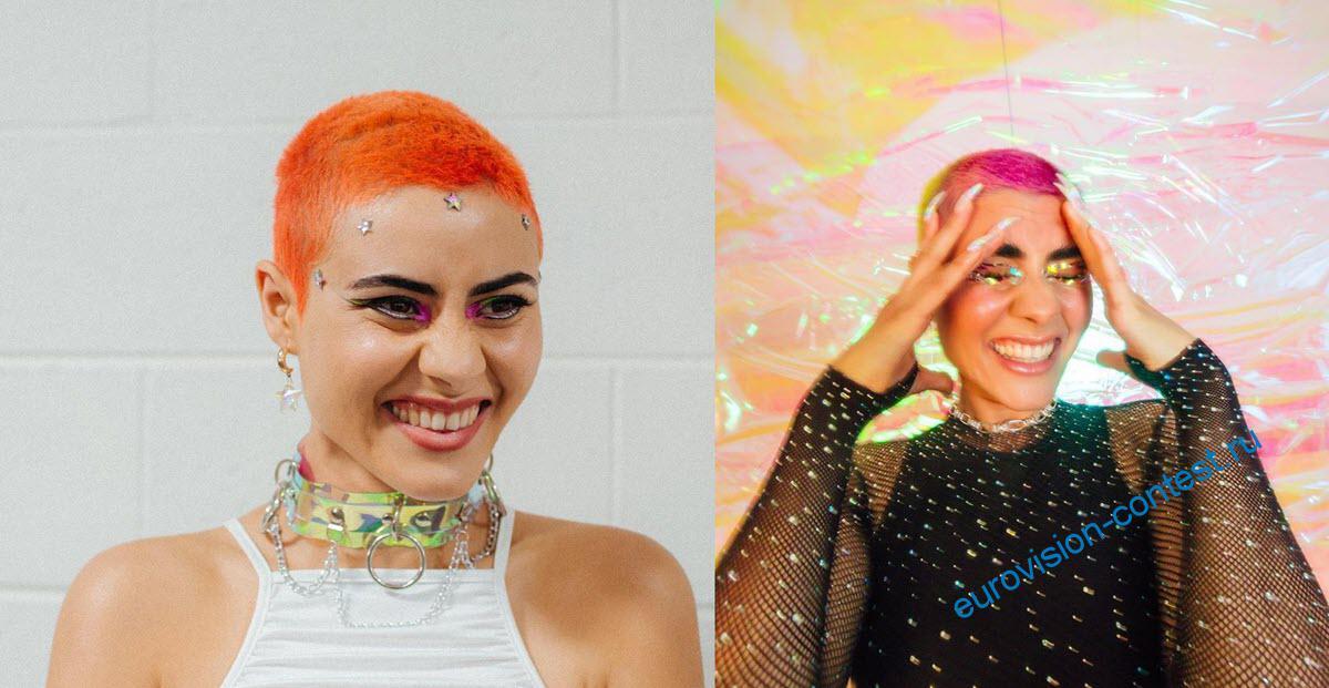 Montaigne представит Австралию на Евровидении 2021 с песней Technicolour