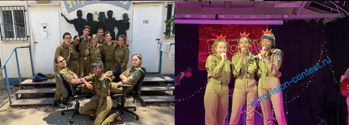 Эден в армии Израиля