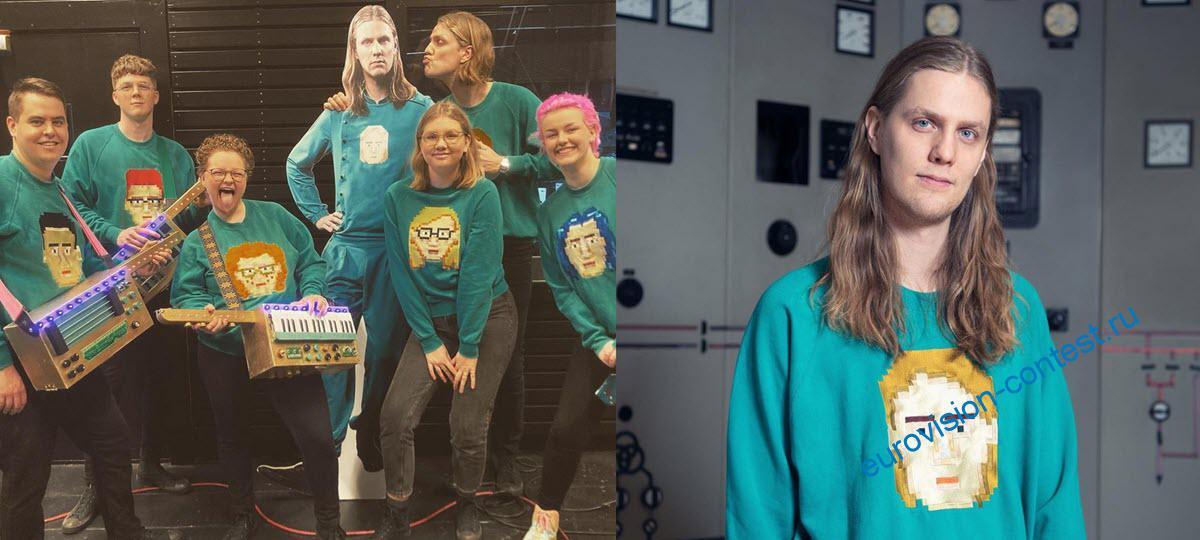 Daði og Gagnamagnið с песней 10 Years отправятся на Евровидение 2021 от Исландии