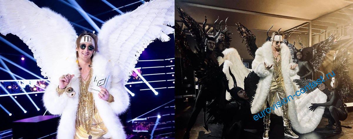 TIX с песней Падший ангел представит Норвегию на Евровидении 2021
