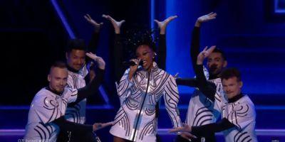 Выступление Израиля в финале Евровидения 2021