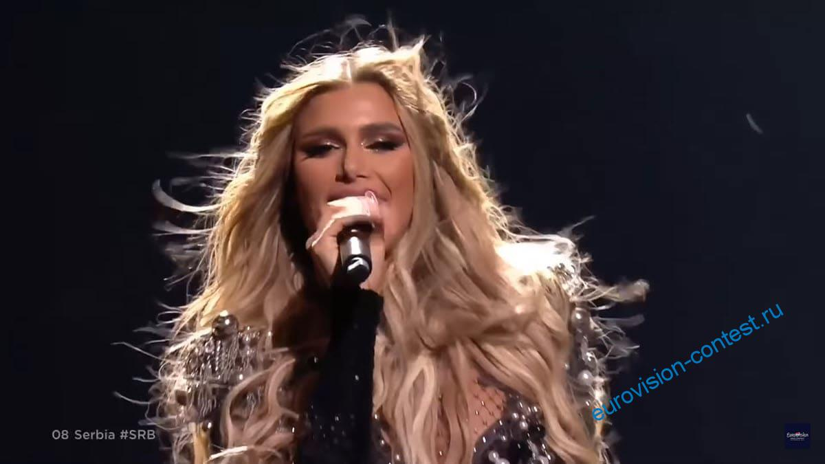 Выступление Hurricane в финале Евровидения 2021 с песней Loco Loco