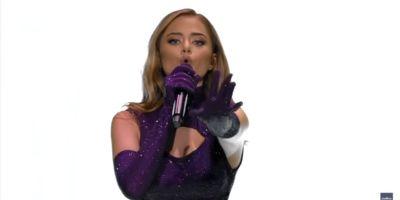 Выступление Stefania в финале Евровидения 2021 с песней Last Dance