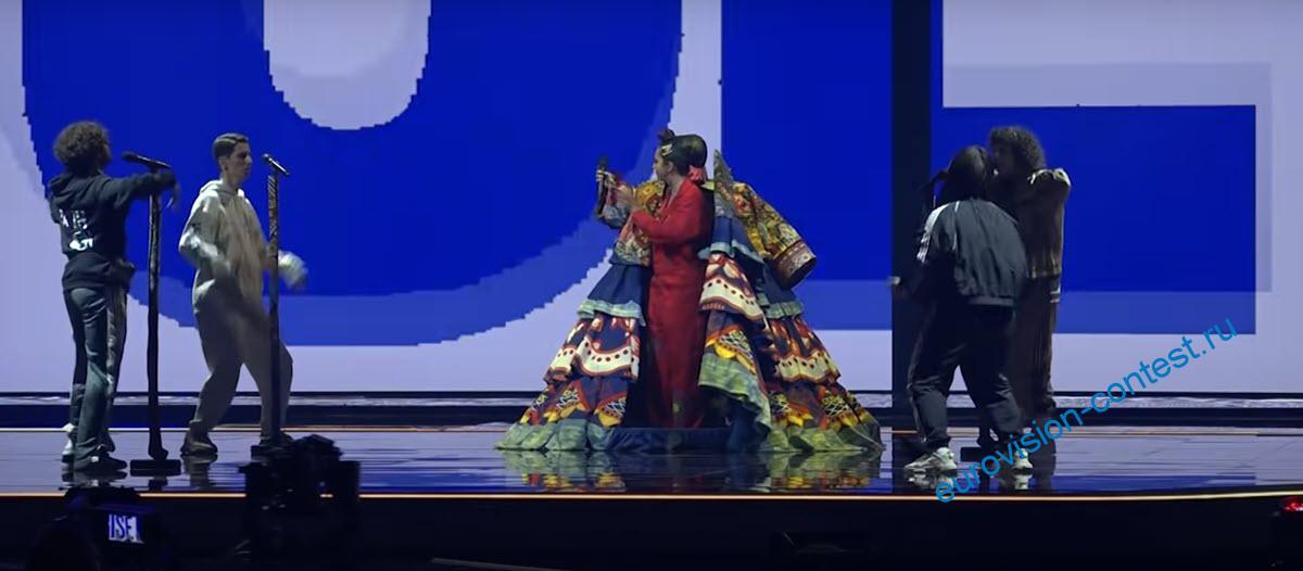 Первые репетиции участников Евровидения 2021