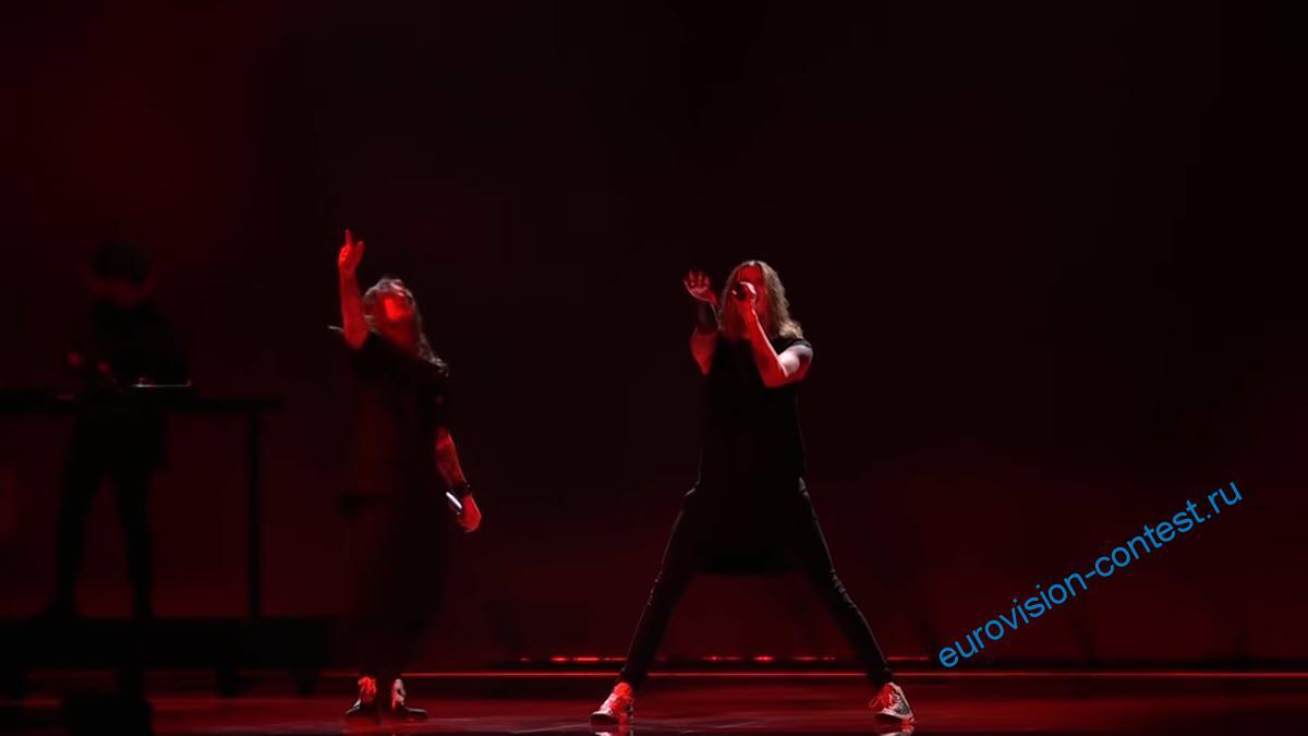 Репетиции 4 го дня Евровидения 2021