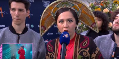 Церемония открытия Бирюзовой дорожки Евровидения 2021 (видео)